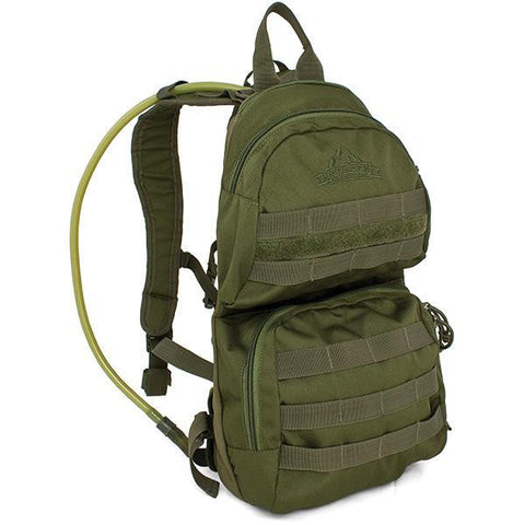Red Rock Gear Cactus Hydration Pack Olive-Hydration Packs-Red Rock Outdoor Gear-Garibaldi General