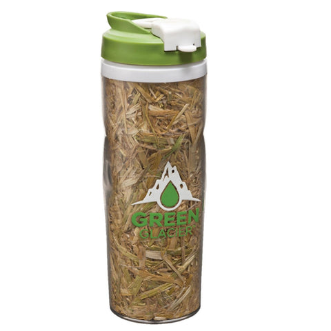 Reliance Green Glacier Insulated Water Bottle - 24 oz.-Beverage Containers-Reliance-Garibaldi General