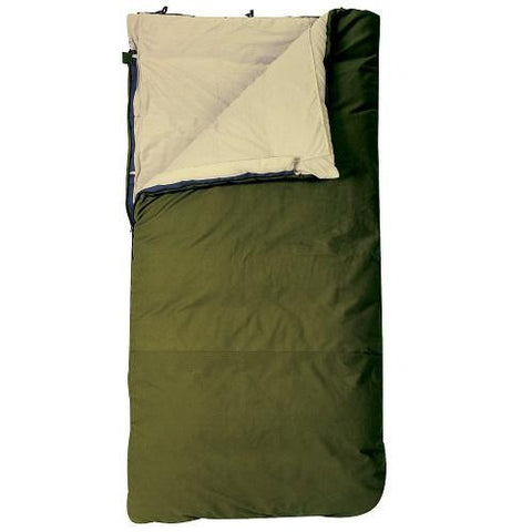 Slumberjack Country Squire 0 Degree Right Zip Sleeping Bag-Sleeping Bags-Slumberjack-Garibaldi General
