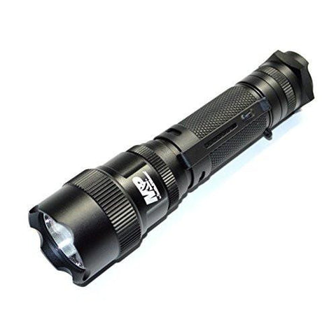 Smith And Wesson M&P 12 Tactical LED Flashlight - 875 Lumens-Flashlights-Smith & Wesson-Garibaldi General