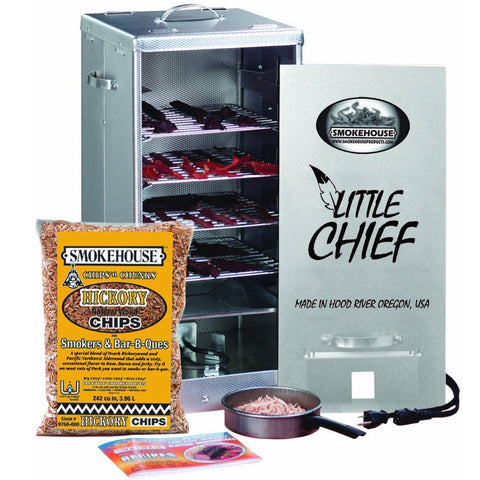 Smokehouse Little Chief Front Load Smoker-Stoves-Smokehouse Products-Garibaldi General