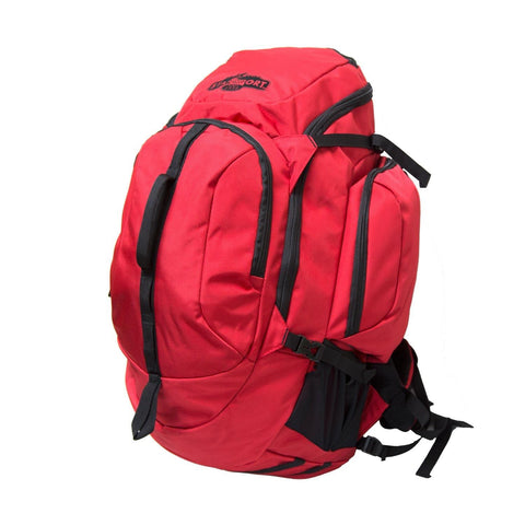 Stansport 44 Liter Frame Pack - Red-Backpacks-Stansport-Garibaldi General