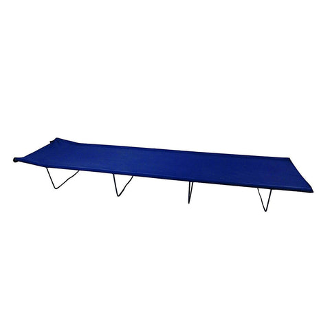 Texsport Folding Collapsible Steel Camp Cot-Sleeping Pads-Texsport-Garibaldi General