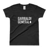 Women's Garibaldi General Tree-Shirt-Shirts-Garibaldi General-Black-XS-Garibaldi General
