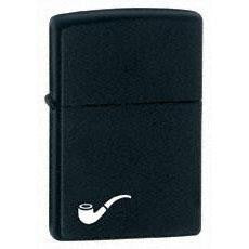 Zippo Pipe Lighter Matte Black-Lighters & Fire Starters-Zippo-Garibaldi General