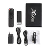 X96S Fire TV Stick Android 8.1 TV Box Amlogic S905Y2 DDR4 2GB 16GB Bluetooth 4K MINI Dongle IPTV Media Player
