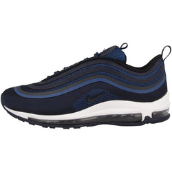 NIKE Air Max 97 Ultra 2017 Casual Sneakers Mens Gym Blue/Obsidian-Summit White New 918356-401