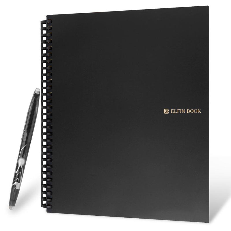 ElfinBook™ Bloc-notes Réutilisable Intelligent