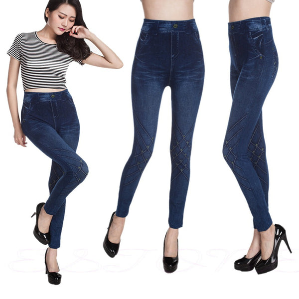 Jeans Jeggings Seamless Slim