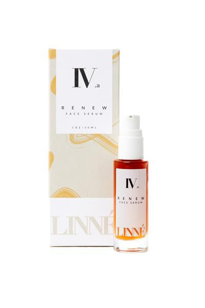 LINNÉ Botanicals Renew Face Serum