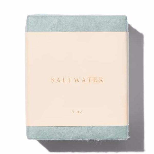 Saipua Salt Water Soap Bar on The Moment
