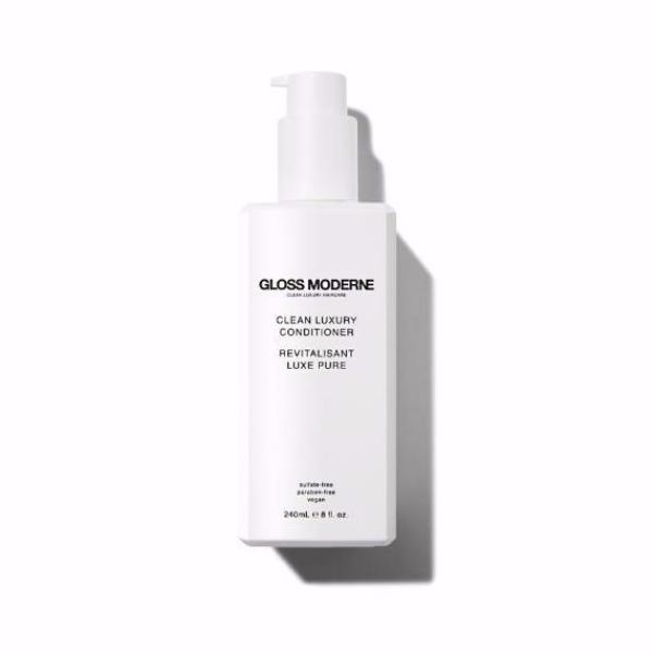 Gloss Moderne High-Gloss Conditioner on The Moment, Clean beauty