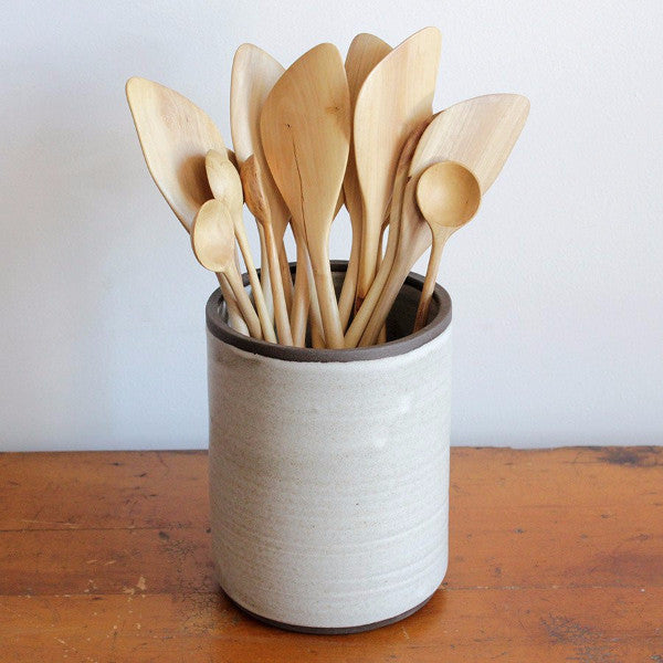 Nickey Kehoe, Wooden Spatula, Blond Wood, Coffee Wood, The Moment