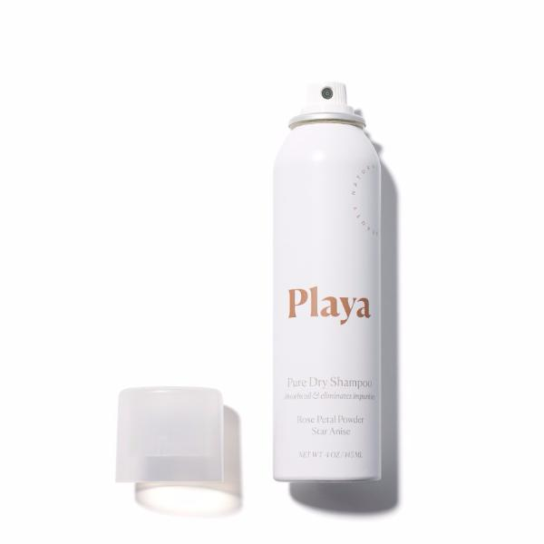 Playa Pure Dry Shampoo on The Moment, Clean Beauty