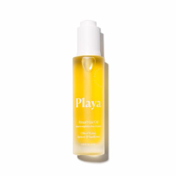 Playa Ritual Hair Oil on The Moment, Clean Beauty
