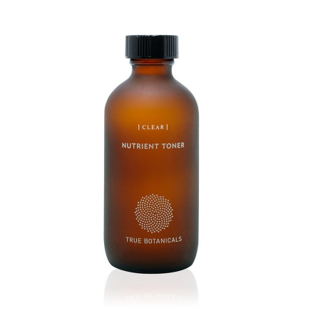 True Botanicals Nutrient Toner from The Moment, Great natural and organic dupe for Proactive 3-step skincare system and acne-prone skin