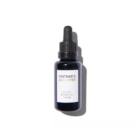 Vintner's Daughter Active Botanical Serum for normal, dry, combination, oily skin, anti-aging, fine-wine of skincare, 22 active botanicals, powerhouse serum, soothes inflammation, turmeric, hazelnut, sea buckthorn, April Gargiulo, Napa Valley, The Moment, Follain