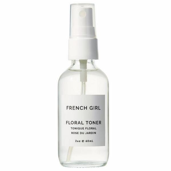 French Girl Organics Floral Toner on The Moment