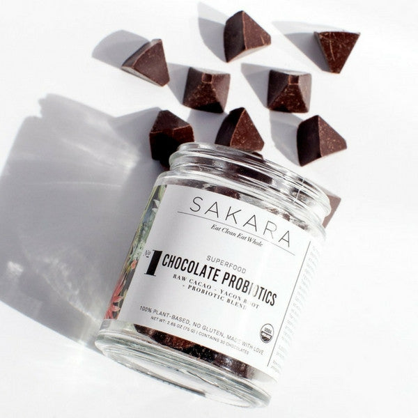 Sakara Life Beauty Chocolates on The Moment
