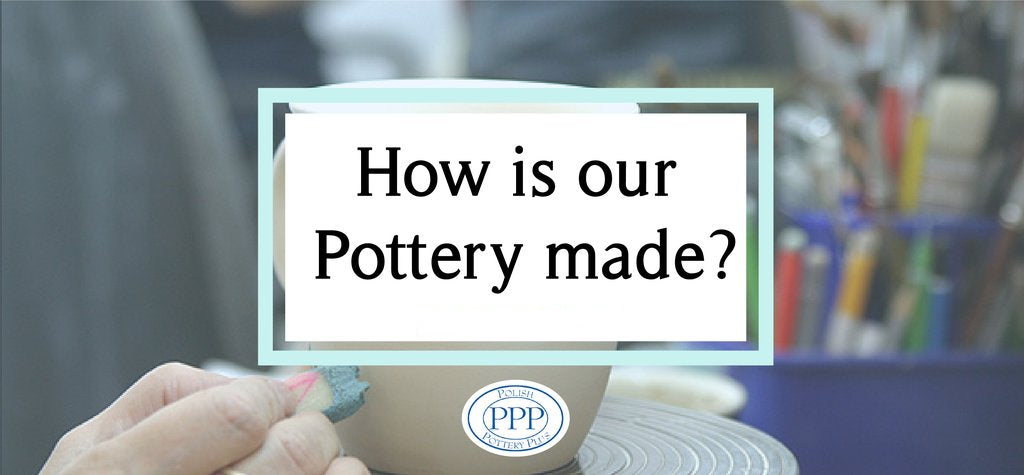 How is PPP's Pottery Made?