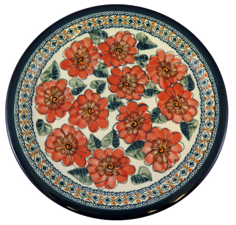 "1001-Art124 9.5"" luncheon plate"
