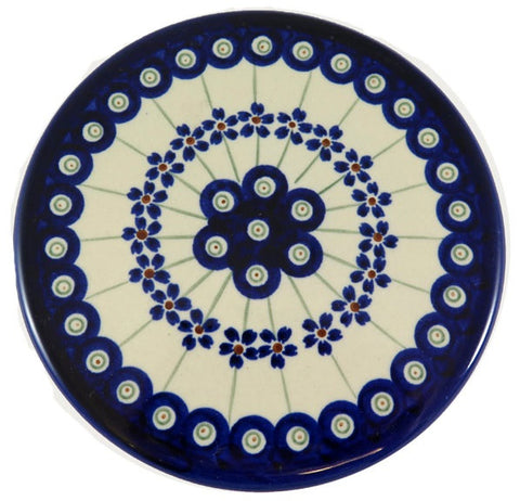 Round Cheese Board, Trivet; 6.5""