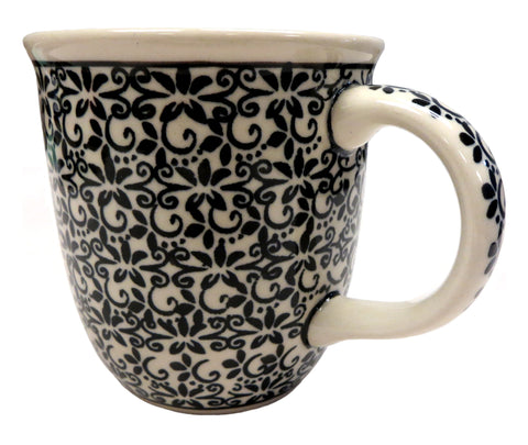 Large Straight Mug; 12 oz