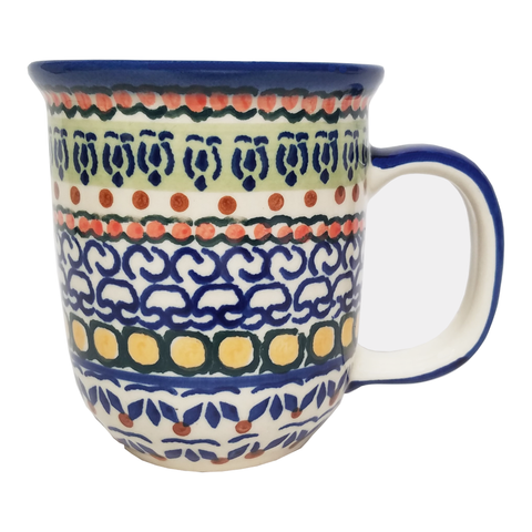 Straight Mug, Large; 12 oz