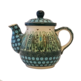 Teapot; 20 oz, Unikat, Signed by the Artist