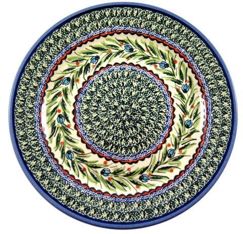 "12080-1602 9.75"" luncheon plate"