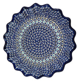 Extra Large Fluted Quiche, Pie Plate; 13""