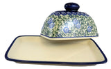 1377-1073A butter dish open view