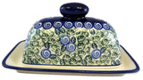 1377-1073A butter dish side view