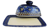 1377-Art148 butter dish open view