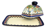 1377-Art149 butter dish open view