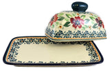 1377-DU116 butter dish open view