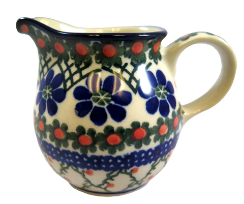 Small Pitcher, Creamer; 7 oz
