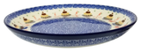 "9 1/2"" Serving Plate with Small Rim"