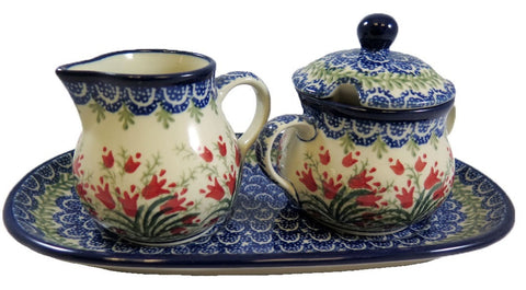 34220-a597 cream & sugar set