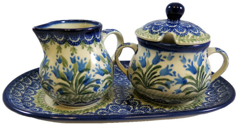 34220-a607 cream & sugar set