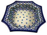 35030-a021 medium octagonal bowl top view