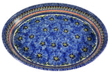 351-Art148 large oval baker top view