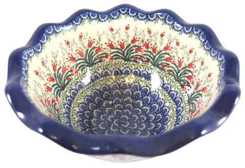 "Tulip Shaped Bowl; 9.25"" x 4.25"""