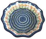 38770-a141 large 12 sided bowl top view