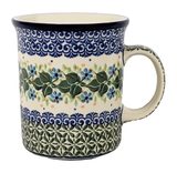 Extra Large Straight Mug; 13 oz