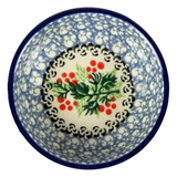 "Small Bowl 3-1/2"" Polish Pottery Bowl"