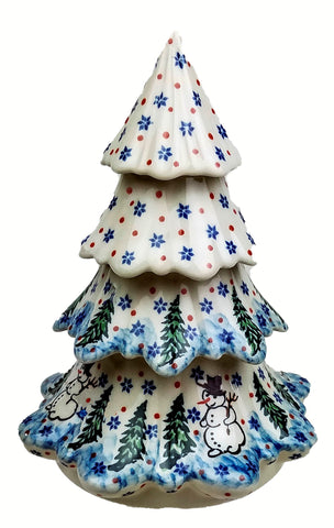 Christmas Tree Unikat  8 Inches High