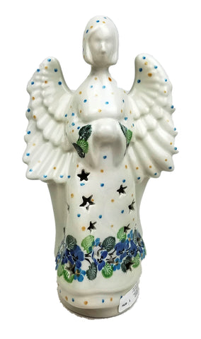 "Angel Luminary ~ Angel 9""H"