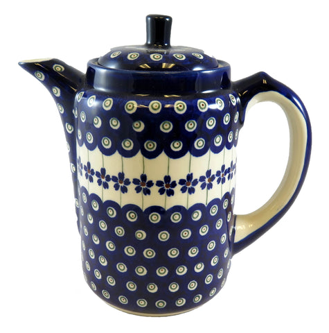 884-166A hot chocolate or coffee or tea pot 40 oz