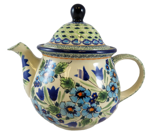 943-Art165 large 48 oz teapot